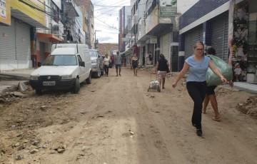 Requalificação da rua São Sebastião deve custar R$ 818 mil em Caruaru