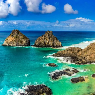 Trade turístico de Noronha pede liberação e protocolo sanitário para todos os visitantes da Ilha
