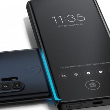 CBN Tecnologia: novo Motorola Edge