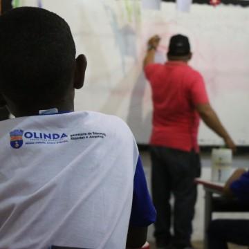 PL para aumentar salário de professores de Olinda é enviado à Câmara Municipal