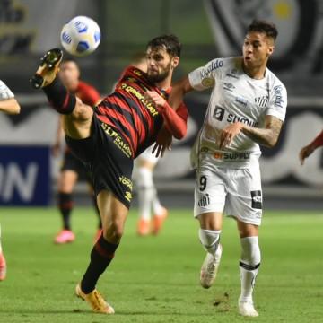 Sport segura Santos na Vila, e equipes ficam no empate pela 8º rodada do brasileirão