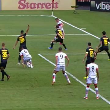 Sport empata com Atlético-GO na última rodada da Série B