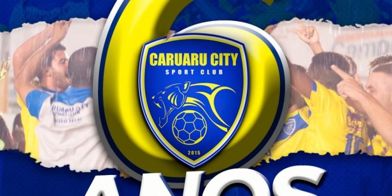 Este ano, o Caruaru City será o representante caruaruense na busca por uma vaga na 1ª divisão do futebol estadual em 2022