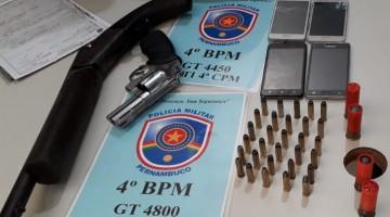 Homens suspeitos de arrombar casa lotérica em Lagoa dos Gatos são presos