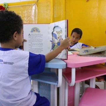 Educação de Olinda faz a alerta aos pais para matrículas pela internet no dia 4 de janeiro