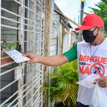 Prefeitura de Camaragibe abre processo seletivo para contratação  de agentes de combate às endemias