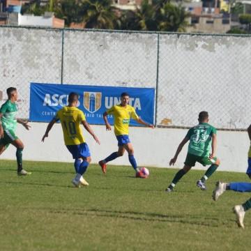 Caruaru City empata jogo-treino contra o Zumbi-AL
