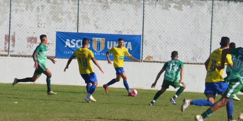 Volante Geyson marcou o gol do City, que se prepara para a estreia na Série A2 do Campeonato Pernambucano
