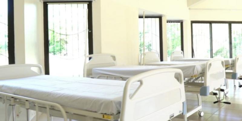 Unidade com 100 leitos para pacientes com Covid-19 deve ficar pronta em 15 dias