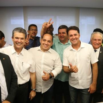 Anderson Ferreira recebe novo apoio para o pleito municipal de Jaboatão dos Guararapes