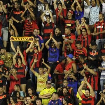 Mais de 6 mil ingressos vendidos para Sport x Paraná