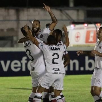 Santa Cruz vence partida e garante vaga nas quartas de final do Nordestão
