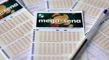 Mega-sena acumula em R$ 170 milhões