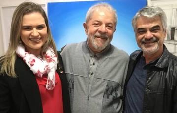 Humberto Costa fará discurso ao lado de Marília Arraes nesta quarta-feira (16)