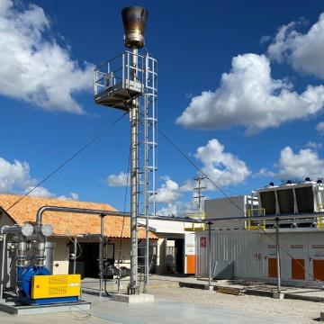 Empresa inaugura primeira usina de biogás do Nordeste em Caruaru, no Agreste