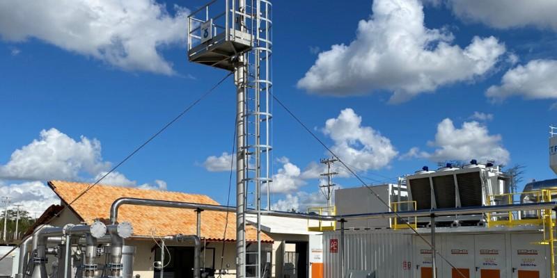 Com a operação de Pernambuco, são 17 usinas em todo o país, que já reduzem a emissão de gases das unidades em 70%