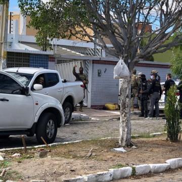 'Operação Capitá' desarticula quadrilha especializada em assaltos a bancos e carros-fortes
