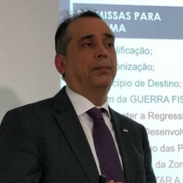 Pernambuco vai à união apresentar situação fiscal do Estado