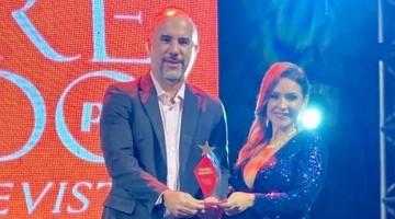 Prêmio Evidence para Willame Souza