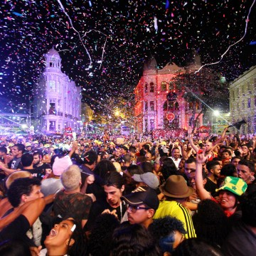 Ministro do Turismo inspeciona Carnaval do Recife