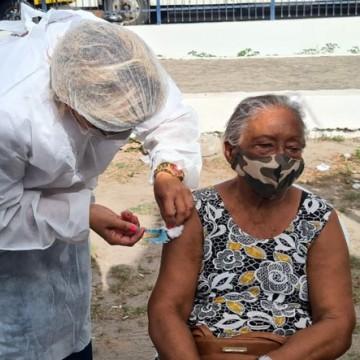 Paulista retoma vacinação contra a covid-19