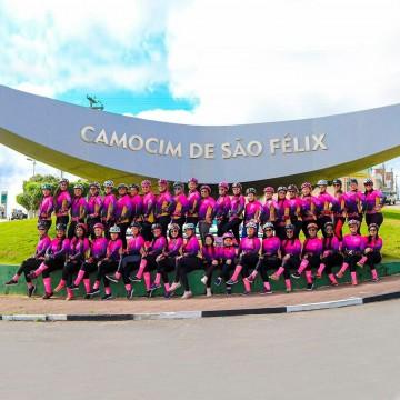 Acontece neste domingo em Camocim de São Félix a 4ª Pedalada Rosa