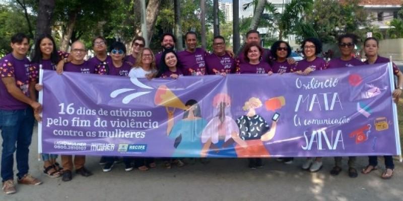 Segundo dados da Pesquisa do Instituto DataFolha, 536 mulheres são agredidas fisicamente por hora no Brasil