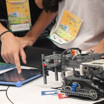 Inscrições abertas para etapa regional do Torneio SESI de Robótica FIRST LEGO League