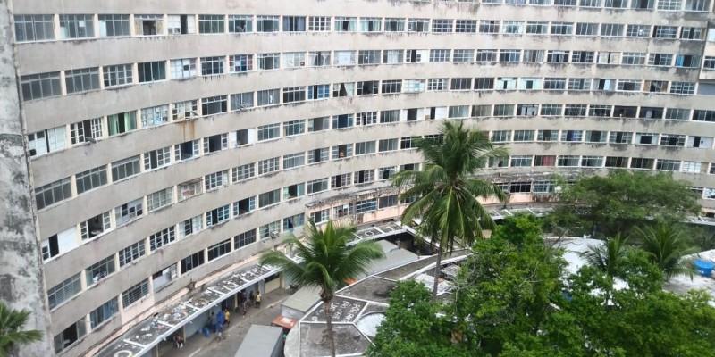 Os projetos são resultados de estudos realizados por pelo dois grupos para recuperar os mais de 400 apartamentos em 17 andares