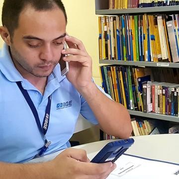 IBGE inicia coleta de dados sobre a Covid-19 em Pernambuco