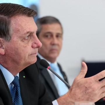 Bolsonaro diz que tributação digital não é nova CPMF