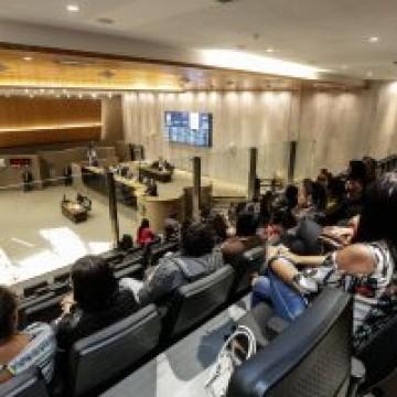 Parlamentares voltam as atividades na Assembleia Legislativa