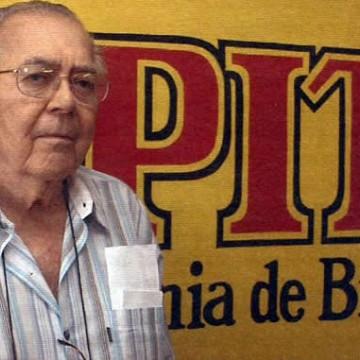 Aluísio Ferrer, um dos diretores da Pitú, morre aos 91 anos no Recife