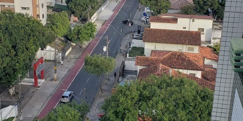 A mudança ocorrerá na circulação da Rua Padre Roma, que consiste na implantação de sentido único em direção ao Centro, no trecho que vai da Rua Desembargador Góis Cavalcante até a Rua Albino Meira