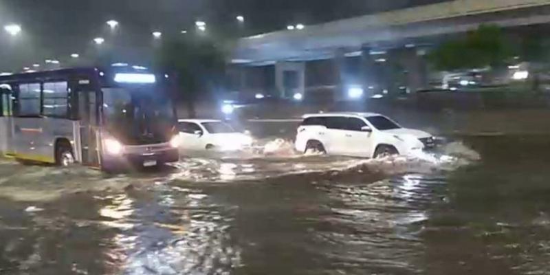 Mesmo com o grande volume de água, a quantidade de chuva não foi acima do esperado, já que o mês janeiro é conhecido por ser um período de chuvas na região