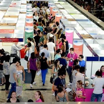 Feira Internacional de Intercâmbio EduExpo acontece em Recife na próxima terça-feira (24)