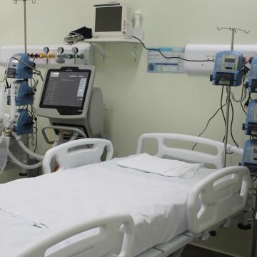Hospital de Campanha abre 10 novos leitos de uti Covid