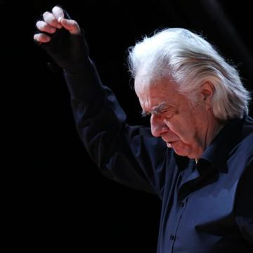 Maestro João Carlos Martins e a Bachiana Filarmônica Sesi-SP em  'A Magia da Dança'