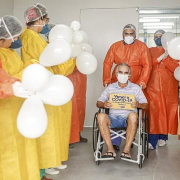 Recife alcança a marca de 3 mil altas de pacientes com Covid-19