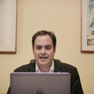 Presidentes do TJPE, TCE-PE, MPPE e Alepe vão à mesa com Paulo Câmara