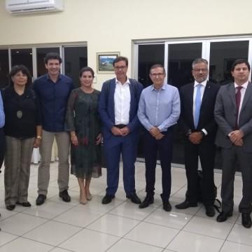 Ministro do Turismo cumpre agenda no Recife e em Olinda
