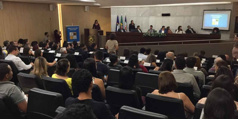 Evento realizado na Assembléia Legislativa de Pernambuco marca o primeiro ano de existência do Instituto de Genética Forense Eduardo Campos, que possui o maior banco de DNA de condenados pela Justiça do Brasil.