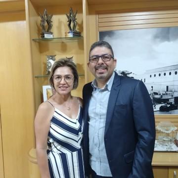 Flávio Carlos é reconduzido a gerente da GRE