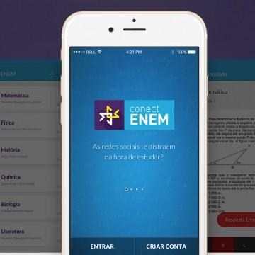 Aplicativo do Enem traz informações sobre o exame