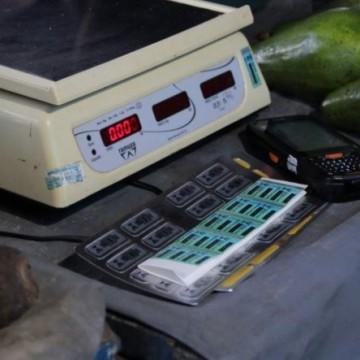 Ipem encontra balanças irregulares em Santa Cruz do Capibaribe