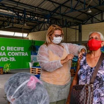 Recife ganha novo local de vacinação contra a Covid-19