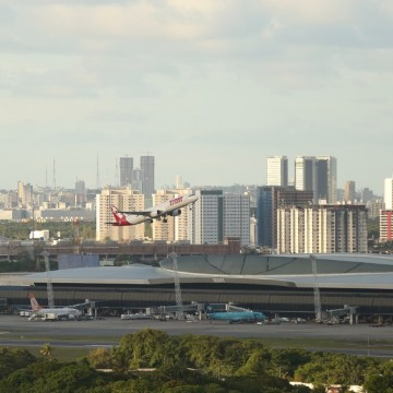 Pesquisa da Empetur confirma o Aeroporto do Recife como o mais ativo do Nordeste