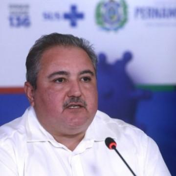 Covid-19: André Longo nega aumento de internações na rede privada do Recife
