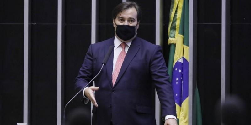 O parlamentar esteve na posse do novo presidente do Supremo Tribunal Federal (STF), Luiz Fux, que também está com Covid-19