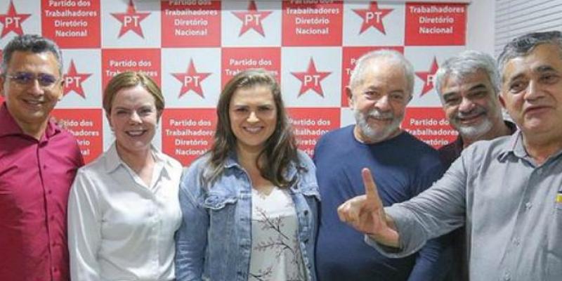 A decisão tomada pelos delegados do PT do Recife durante reunião do diretório municipal, neste domingo (28)